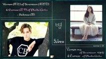 Vernon of Seventeen & Eunwoo of Pledis Girlz - Sickness k-pop [german Sub]