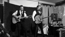 Mystery Train Rockabilly Duo plays Eddie Cochran pt 2