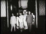Dalai Lama ontmoet Mao Zedong voor de eerste keer, 1954