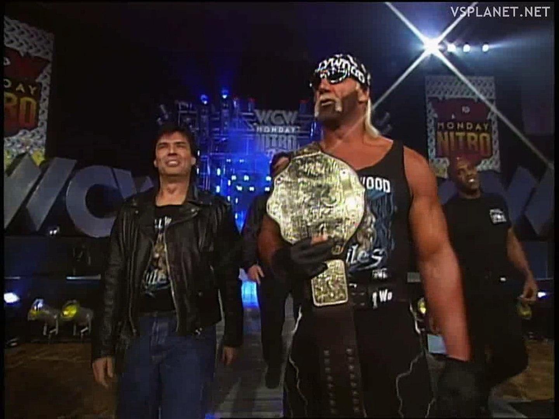 Roddy Piper & Hulk Hogan close WCW Monday Nitro 03.02.1997