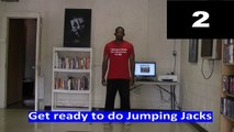 Jumping Jack Weight Loss Workout #1 (Lose 10 lbs. in 21 days)