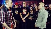 VERSUS: FRESH BLOOD 2 (Хип-хоп одинокой старухи VS Млечный) Round 1