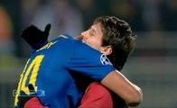 Messi Vs Lyon (A) 2008/09