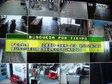 Ladrones atrapados en video