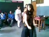 Cute Pakistani GiRL Dancing in Class