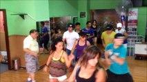Freddy Martinez / Clases de Salsa on2 / La Casa Del Mambo 2015 Chile
