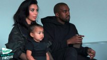 Kim Kardashian Reveals Kanye West is Not North's Real Father