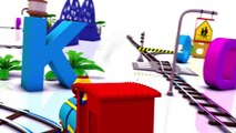 ABC Song - ABC Train Song - English Nursery Rhyme - Nursery Rhyme - Nursery Rhyme for Kids