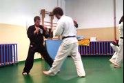 Scuola SenShinKai difesa da pugno diretto e gancio didattica 4