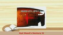 Download  Syd Meads Sentury II PDF Book Free
