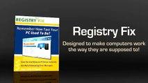 Registry Fix Review-Make computer work fast