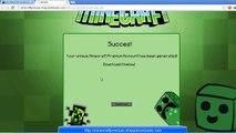 [Minecraft Gratuit] Septembre 2013 [Minecraft Premium Accounts] [17 Septembre 2013]