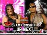 Raw 2001 - The Rock Vs Rhyno