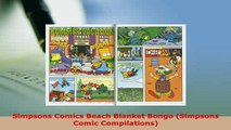 Download  Simpsons Comics Beach Blanket Bongo Simpsons Comic Compilations PDF Online