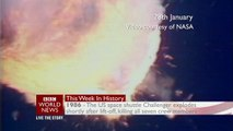 This Week In History: 25 - 31 January - BBC News