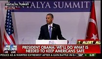 G20 Reporter to Obama- You Called ISIS the \'Jayvee Team\'... Why Can\'t We Take Ou_low