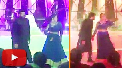 Chiranjeevi's DANCE @ Daughter Srija's Wedding