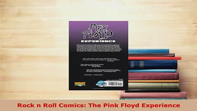 PDF  Rock n Roll Comics The Pink Floyd Experience Download Online