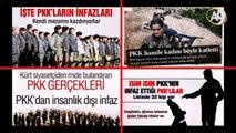 PKK'NIN ÖRGÜT İÇİ İNFAZLARI !