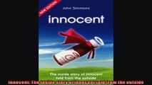 Innocent The inside story of Innocent told from the outside