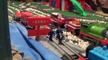 Thomas and Friends Trackmaster Sodor Location The Sodor Search & Rescue Center!