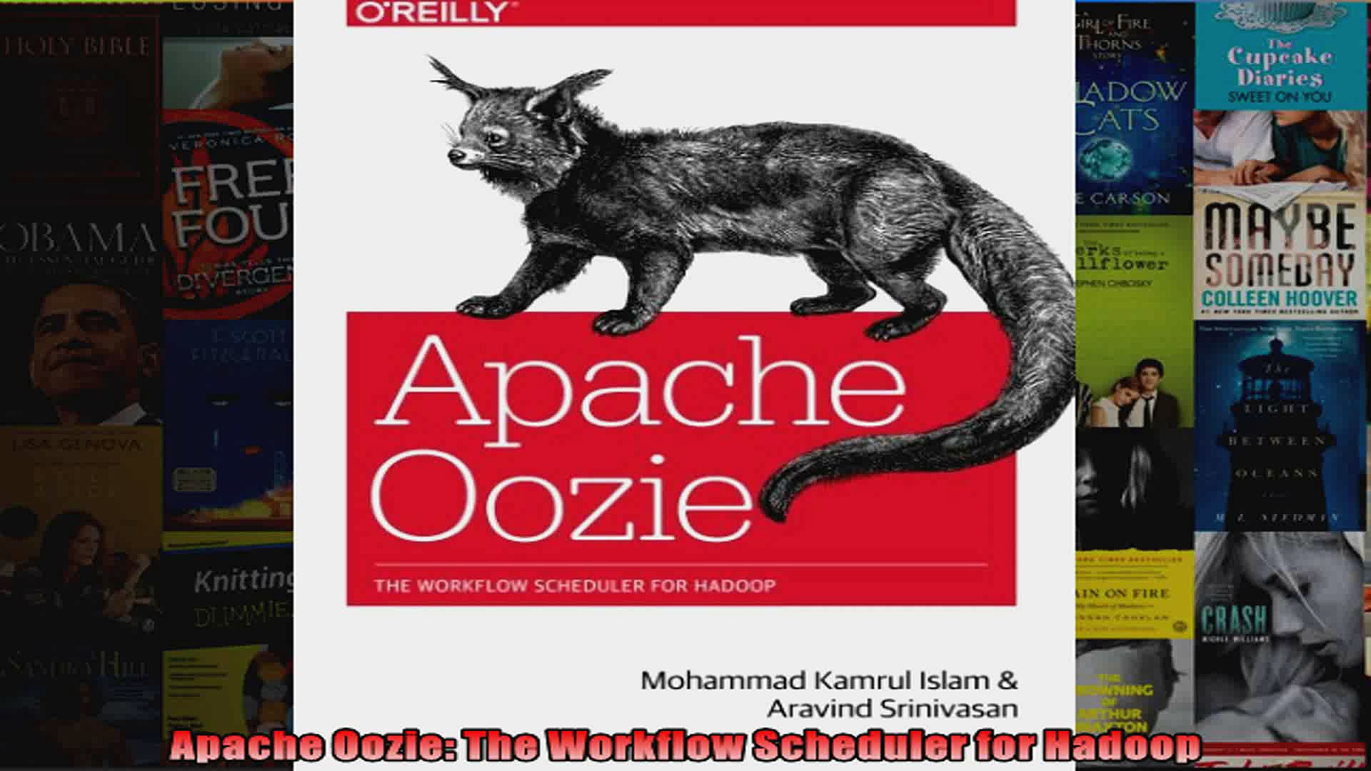 Apache Oozie The Workflow Scheduler for Hadoop