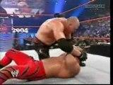 Bad Blood 2004-Chris Benoit vs Kane