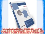 Teleatlas Tele Atlas CD france   MRE 2013/2014 pour TP DX - s'adapte DX-N DX-N Multimedia DX-N