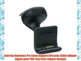 TomTom Business Pro Serie Support GPS avec Câble Allume-cigare pour PRO 71xx/91xx (Import Europe)