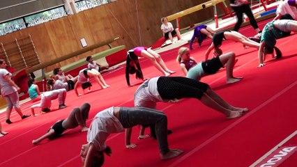 Journée Nationale de la Gymnastique 2016