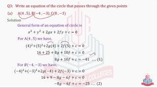 Question No 3 Part a c