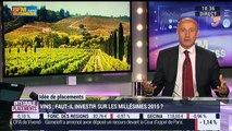 Idées de placements: Investir dans les vins primeurs - 31/03