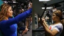 Fitness Workout Motivation For Men & Women - Beautiful Girls & Women In The Gym 1