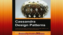 Cassandra Design Patterns