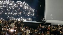 Adele pays tribute to Lahore Blast Victims at the Genting Arena, Birmingham Concert