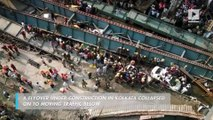 Kolkata flyover collapse: at least 14 killed, 150 believed trapped
