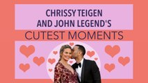 John Legend And Chrissy Teigen's Cutest Moments