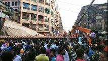 News : De nombreux morts dans l'effondrement d'un pont en construction en Inde !