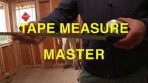 This Builder Uses His Measuring Tape In The Most Unexpectedly Hilarious Way