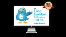 Buy Cheap Twitter Followers UK