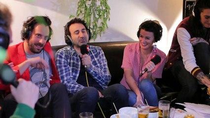 Mathieu Madénian en interview dans Démesurément Culte avec les Airnadette, sur OÜI FM !
