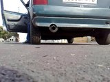 Fiat uno Xsound Exhaust casablanca (part2)