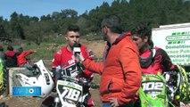 """coup d'oeil -  """"Championnat Moto Cross/Ligue de Provence aux Adrets (Var), catégorie MX 1 et MX 2""""  (31/03/16)"""