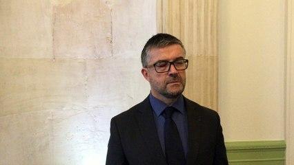 01.04.2016 : Bertrand Pancher fait un poisson d'avril en annoncant sa candidature aux élections présidentielles