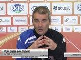 (J32) Le Havre - Laval, le point presse avec D.Zanko