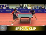 Dimitrij Ovtcharov is on fire in Table Tennis Champions League!