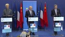 """Archive - """"De Nankin à Paris"""" - Conférence de presse (version française) - 31/03/2016"""