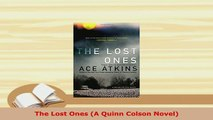 PDF  The Lost Ones A Quinn Colson Novel PDF Online