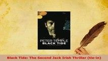 Download  Black Tide The Second Jack Irish Thriller tiein Ebook