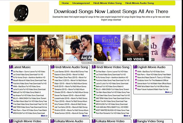 free online english songs download